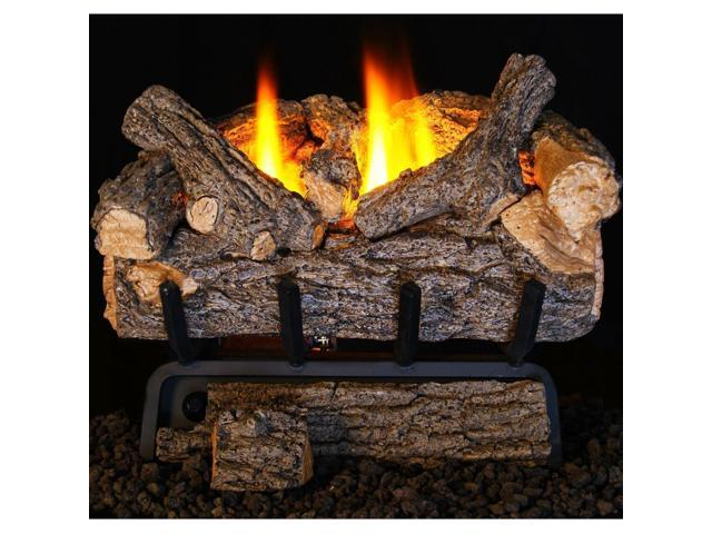 Astonishing Peterson Real Fyre 20 Inch Valley Oak Log Set With Vent Free Download Free Architecture Designs Scobabritishbridgeorg