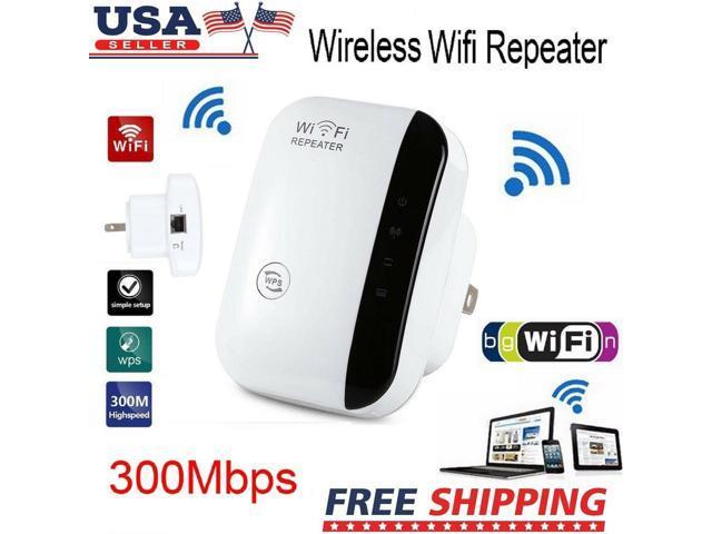Wireless Amplifier Wi-Fi Blast WiFi WifiBlast 300Mbps Range Repeater Extender
