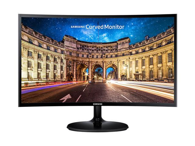 """SAMSUNG CF390 Series - LED monitor - curved - 24"""" - 1920 x 1080"""