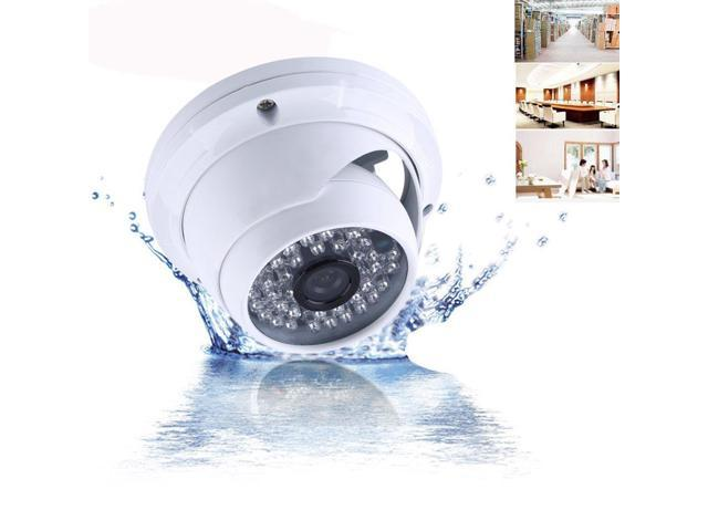 1000TVL HD Outdoor Waterproof CCTV Security Camera 48LED Night Vision Video