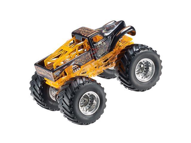 Hot Wheels Monster Jam Pirate Takedown Playset Newegg Com