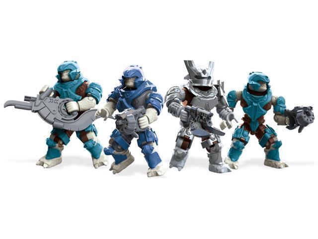 Halo Mega Bloks Covenant Brute Lance - Newegg com