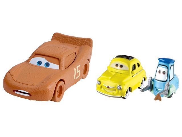 Disney Pixar Cars 3 Lightning Mcqueen As Chester Whipplefilter