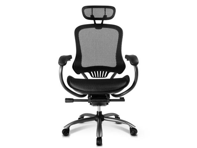 Excellent Eureka Ergonomic High Back Executive Mesh Swivel Office Computer Desk Chair With Armrest Black Ocoug Best Dining Table And Chair Ideas Images Ocougorg