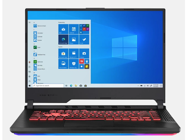 "2020 ASUS ROG Strix G 15.6"" Full HD Gaming Laptop   Intel Core i7-9750H Processor   NVIDIA GeForce GTX 1650-4G 32GB Memory 1TB SSD+1TB HDD  Windows 10 Home   RGB-backlit keyboard   Black"