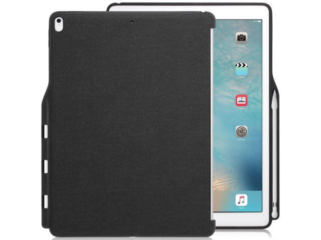 pretty nice b9913 01b70 iPad Pro 12.9 Inch Case With Pen Holder - Companion Cover - Perfect match  for Apple Smart keyboard & Cover - Newegg.com