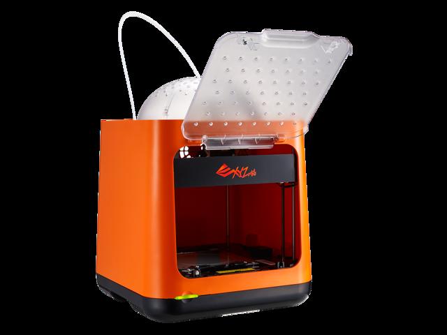 XYZprinting da Vinci nano 3D Printer - Fully Enclosed with 5