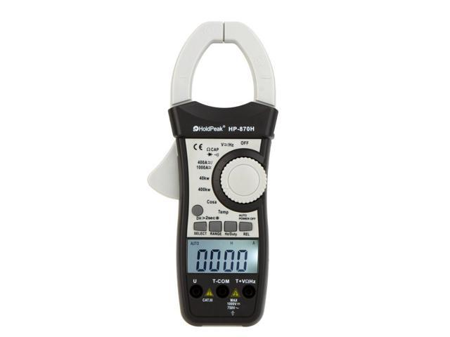 Holdpeak Instrument HP-870H Clamp Meter Voltage Current