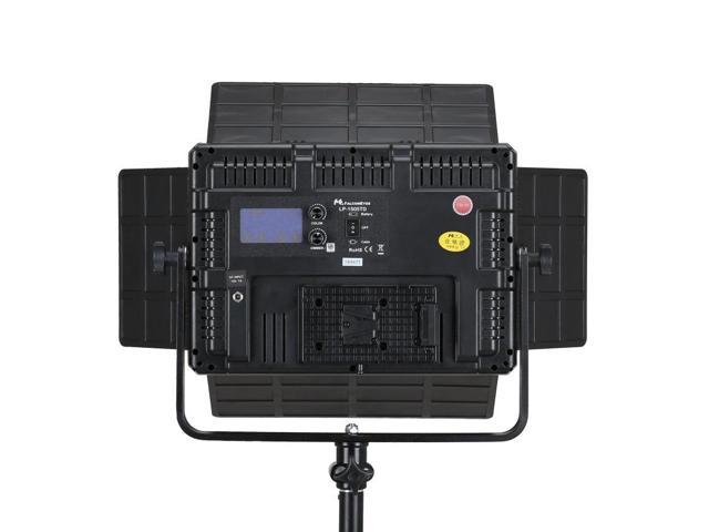 FalconEyes LED STUDIO LIGHT LP-1505TD 75W 150pcs LEDs Color Temperature Adjustable DMX System with LCD and Touch Panel Control