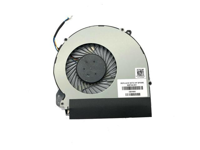 HP Notebook 17-X 17-Y 17-E 17-BS COOLING FAN 856682-001 856681-001 926724-001