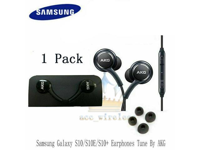 Samsung Galaxy S10 Plus Headphones Earphones Akg S8 S9 Note 8 9 Earbuds Newegg Com