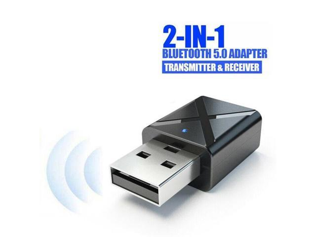 Wireless USB Adapter//Dongle Bluetooth Receiver For Home Car PC Smartphone