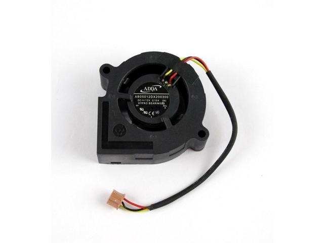 For Benq 5020 12V 0.15A AB05012DX200300 ADDA projector worm gear Fan 3 Pin
