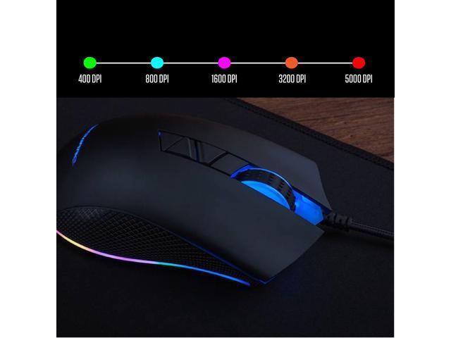 TECWARE Torque RGB Gaming Mouse with PixArt 3310 Sensor … - Newegg com