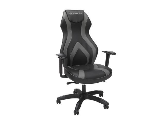 RESPAWN Sidewinder Gaming Chair, PU Leather, in Graphite Gray - Sale: $188.99 USD (10% off)