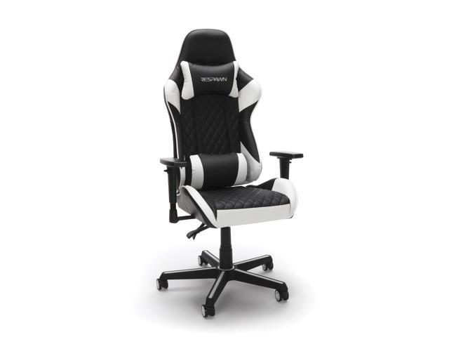 Surprising Respawn 100 Racing Style Gaming Chair Reclining Ergonomic Leather Chair Office Or Gaming Chair White Rsp 100 Spiritservingveterans Wood Chair Design Ideas Spiritservingveteransorg