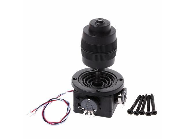 4-Axis Plastic Joystick Potentiometer For JH-D400X-R4 10K 4D with Button  Wire July DropShip - Newegg com