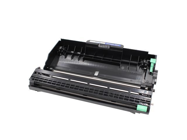 GREENCYCLE 2 Pack DR630 DR-630 High Yield Black Drum Unit Compatible for Brother DCP-L2300D DCP-L2500D Laser Printer 2PK DR630