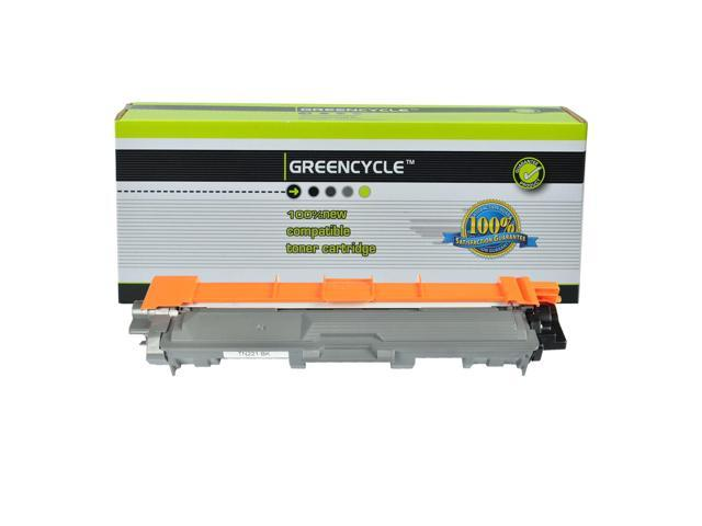 GREENCYCLE 1 Pack Yellow Toner Cartridge Replacement High Yield Compatible for Brother TN221 TN-221 TN221Y MFC-9130CW Printer