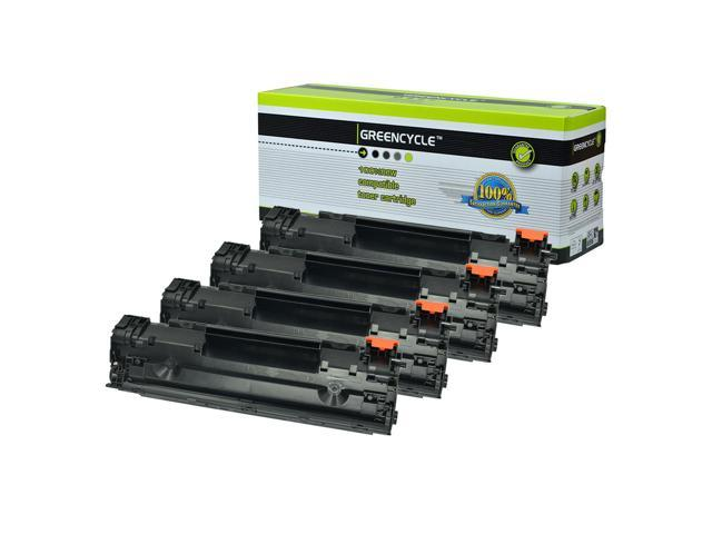 1-4PK CRG137 C137 Toner Cartridge for Canon 137 ImageClass MF212w MF216n MF227dw