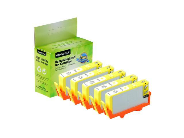 GREENCYCLE 5PK High Yield 902XL 902 T6M10AN Yellow Ink Cartridge with Chip  Compatible for HP OfficeJet Pro 6974 6975 Printer - Newegg com