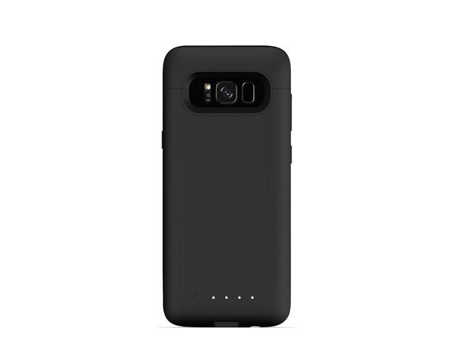 new styles 7f01e 643d9 Mophie Juice Pack Air - Wireless Charging Protective Battery Pack Case for  Samsung Galaxy S8 - Black - Newegg.com