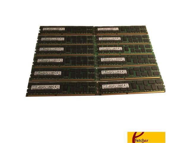 Dell Original 64GB 4 x16GB PowerEdge R320 R420 R520 R610 R620 R710 R820 Memory