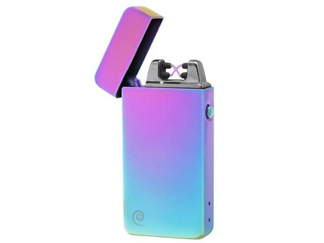 Plazmatic X Electric Lighter - The Original Plazmatic Lighter ,  Rechargeable, Flameless & Windproof - USB Rechargeable Arc Lighter  (Chameleon) -