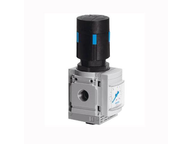 Festo MS4-LR-1//4-D7-A8-WB Air Pressure Regulator
