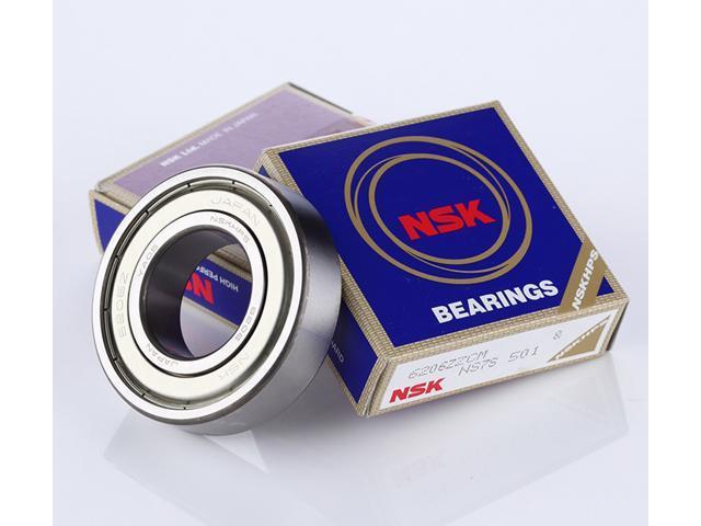NSK 6908 ZZ Deep Groove Radial Ball Bearing 40x62x12mm