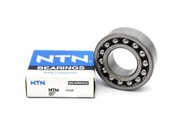 18 mm Width NTN 1208 40 mm ID Self-Aligning Ball Bearing 80 mm OD Open CN Straight Bore
