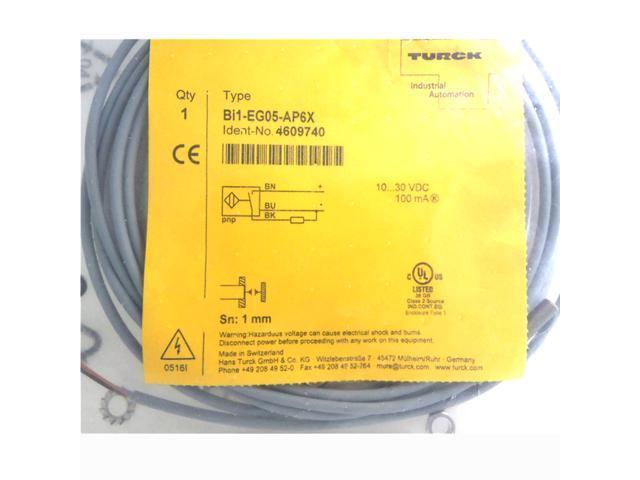 TURCK Bi1-EG05-AP6X-V1331 4608640 Inductive sensor PNP