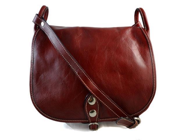 9f9ea062b273 Ladies handbag leather bag clutch hobo bag shoulder bag red crossbody bag  made in Italy genuine leather satchel - Newegg.com