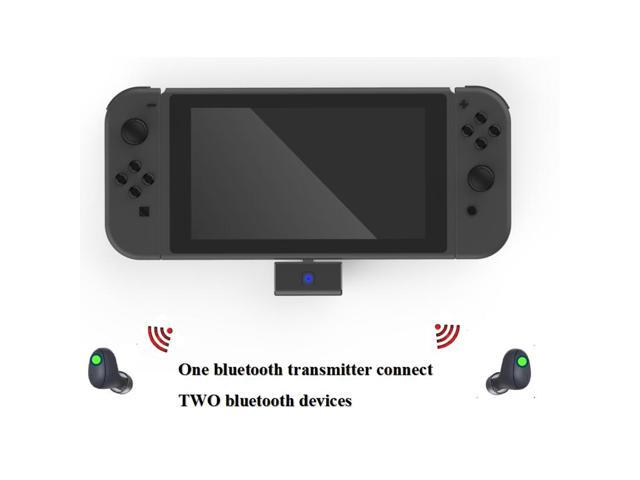 Achoro Audio Adapter Compatible With Nintendo Switch Ps4 And Pc Support Bluetooth Headphone Speaker Newegg Com