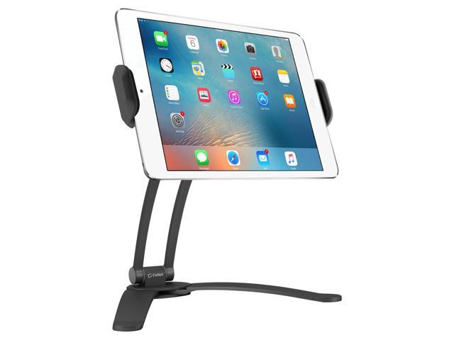 Super Cellet Kitchen Tablet Mount Stand 2 In 1 Wall Table Counter Top Desktop Mount Recipe Holder Stand For Ipad Pro Air Mini Micro Surface Pro Galaxy Home Interior And Landscaping Palasignezvosmurscom