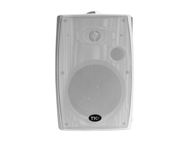 TIC BPS560 Bluetooth 5 Outdoor Weather-Resistant Patio Speaker - White (can  connect 100+ speakers) - Newegg com