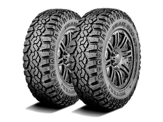 265 70r17 All Terrain Tires >> Kit Of 2 Two 325 60r20 126 123q E 10 Ply Muteki Trail Hog A T All Terrain Tires