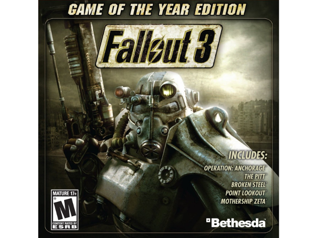 Fallout 3 game of the year edition pc download ita offline