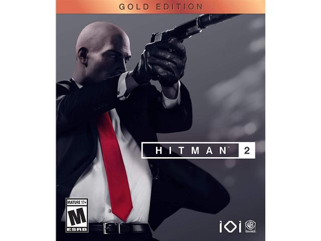 Hitman 2 Gold Edition Pc Download Steam Digital Code