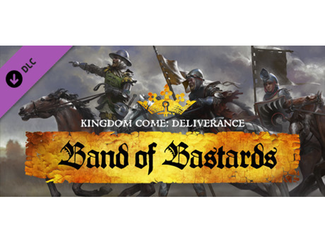 Kingdom Come: Deliverance – Band of Bastards DLC [PC Download] - STEAM  Digital Code - Newegg com