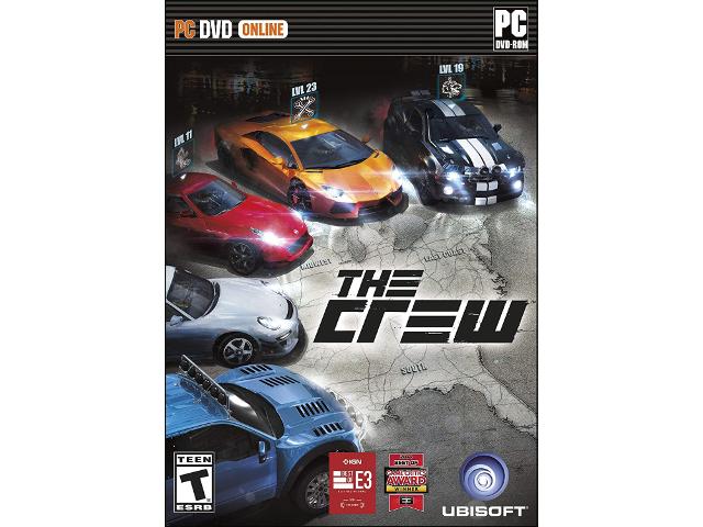 The Crew [PC Download] - UPLAY Digital Code - Newegg com