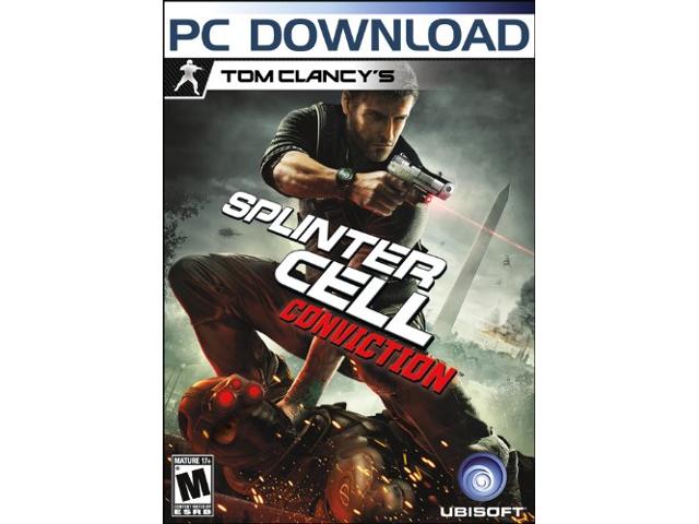Tom Clancy's Splinter Cell Conviction [PC Download] - UPLAY Digital Code -  Newegg com