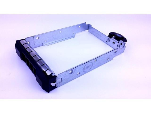 Lot of 4 Dell Poweredge R420 R430 Hard Drive Caddy Static Tray 3 5