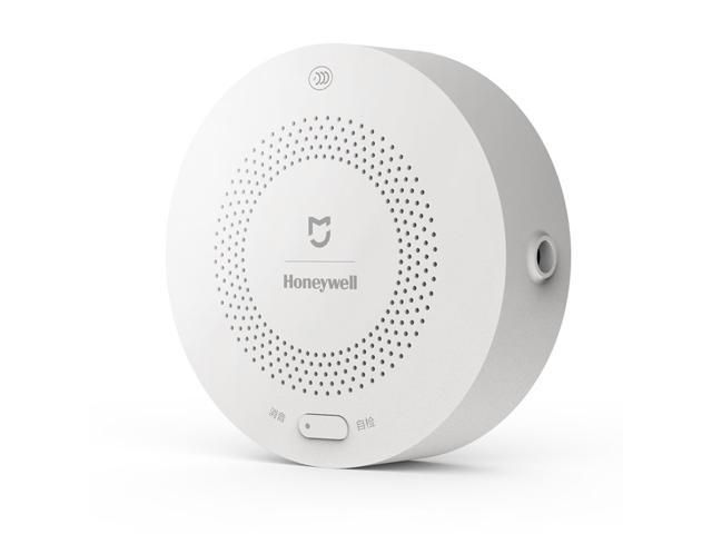 Xiaomi Mijia Honeywell Smart Natural Gas Alarm Ch4 Monitoring Detector Alarm Work Independently Or Work With Multifunctional Gateway Alarm Systems Newegg Com