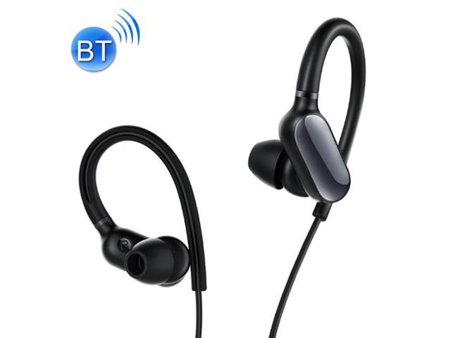 Xiaomi Mini Sports Bluetooth Ear Hook Earphone IPX4 Waterproof Wireless  Running Headphones with Wire Control for iPhone, Galaxy, Huawei, Xiaomi,