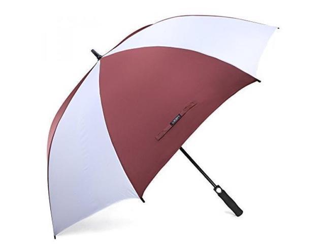 3c945d9f3e72 G4Free 62 Inch Automatic Open Golf Umbrella Sun Protection Oversize  Windproof Waterproof Stick Umbrellas - Newegg.com
