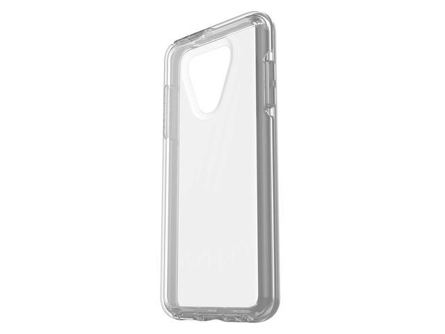 free shipping 4925d f170f OtterBox SYMMETRY SERIES Case for LG G6 - Retail Packaging - CLEAR -  Newegg.com