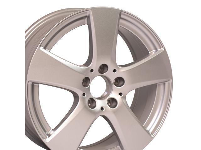 Mercedes Benz Rims >> Oe Wheels 17 Inch Oem Winter Wheel Fits Mercedes Benz C Class A2054015500 17x7 Silver Rim