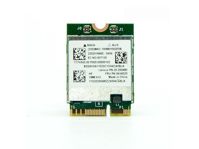 BCM94352Z WIFI Card+BT4 0 For Lenovo Yoga 3 Pro 1370 Series FRU 20200480  04X6020