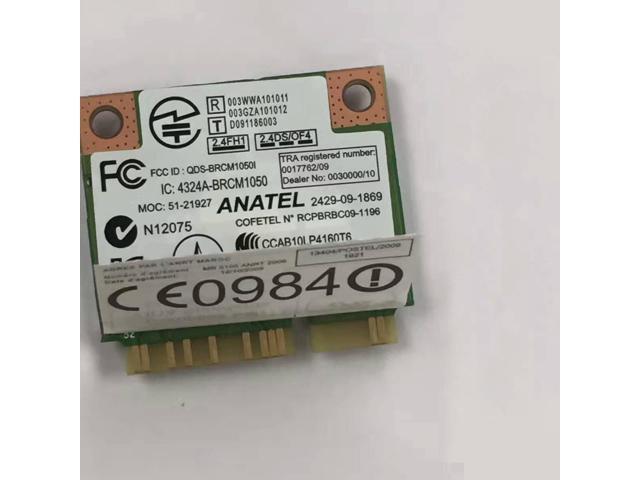 Lenovo IdeaPad B570 N585 G560 G580 Series Wireless Card 20002505 -  Newegg com